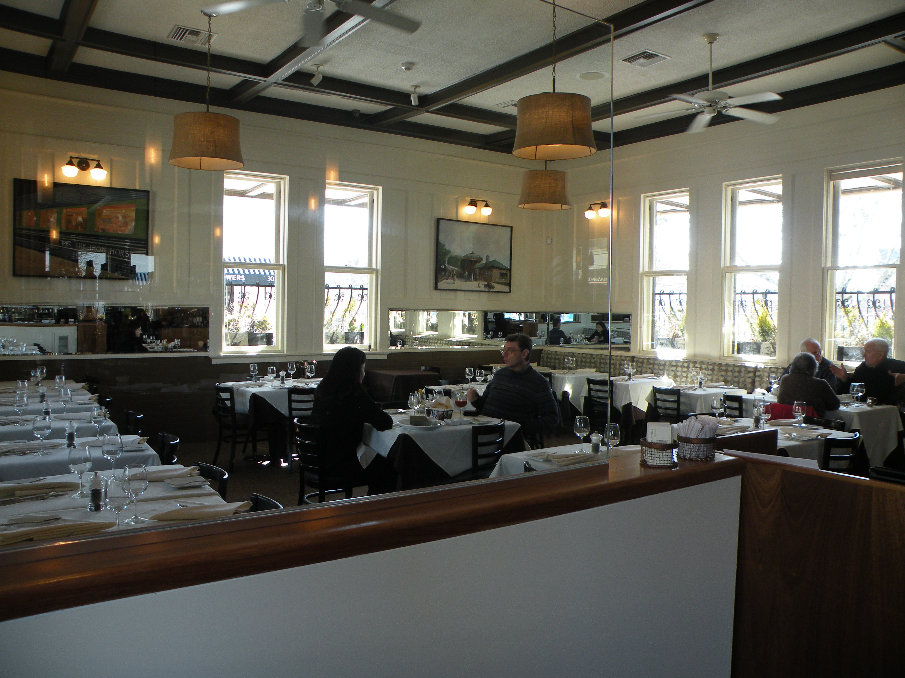 Restaurant S In Pleasentville Ny By The Train Station