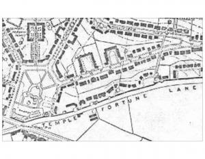 Hamstead Garden Site Plan