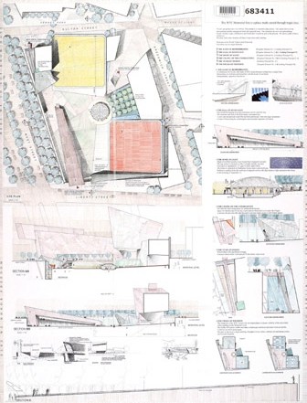 World Trade Center Site Memorial Competition