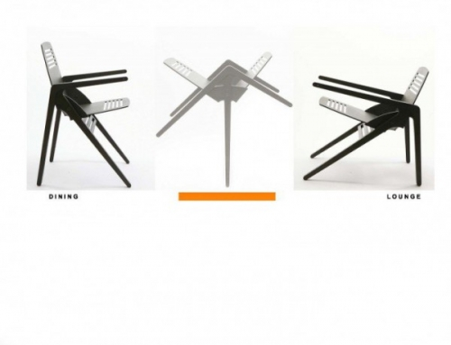 Y.o Zmart Chair featured in By Design Magazine