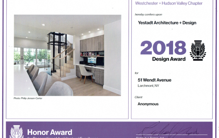 rotated 2018 design award